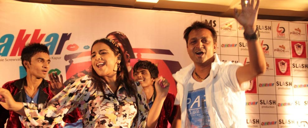 Kush Banker Dance Acedemy and Classes at ShootOut At Ganchakkar Promotion