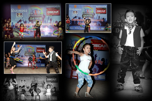 An Event By Divya Bhaskar NewsPaper At Kush Banker Dance Classes in Ahmedabad