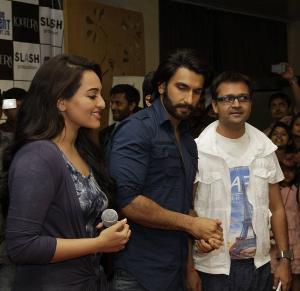 Kush Banker @ Lootera At Kush Banker Dance Classes in Ahmedabad